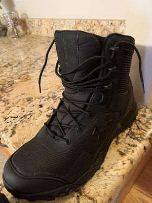 Under Armour valsetz boots for Sale in Chicago, IL