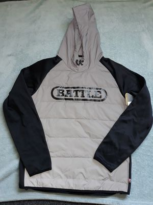 NEW MENS SWEATER WITH HOODIE for Sale in Corona, CA