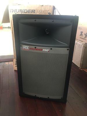 """MTX TP1200 12"""" 300W 2 Way Loudspeaker Tower PRO DJ PA Speaker Audio System for Sale in Philadelphia, PA"""