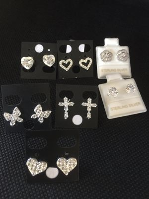 Sterling silver jewelry- Joyas de plata Mexicana for Sale in Las Vegas, NV