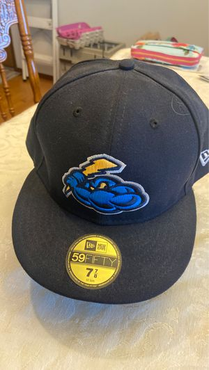 New, fitted Trenton Thunder baseball cap, size 7 7/8 for Sale in Federal Way, WA