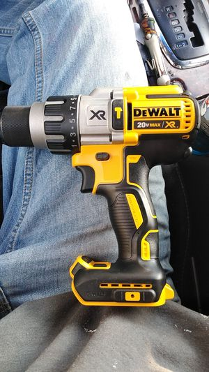 DeWalt Hammer drill with batt/charger for Sale in Vallejo, CA