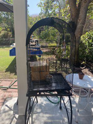 Bird Metal Cage for Sale in Corona, CA