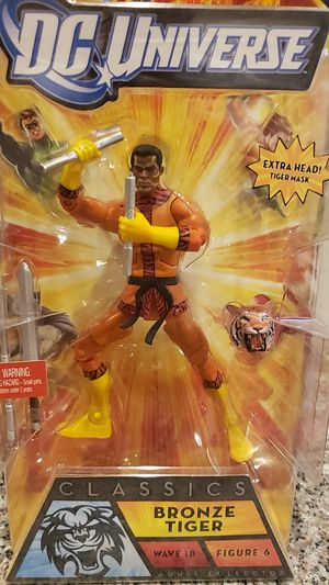Bronze Tiger action figure for Sale in Sandy, OR