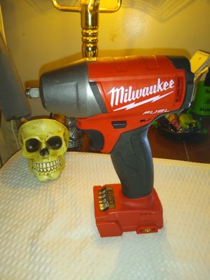 "Milwaulkee M18 FUEL Brushless 3/8"" Impact Wrench (TOOL ONLY) ***BRAND NEW*** (#2754-20) "" READ WHOLE POST"" for Sale in Lake Shore, MD"