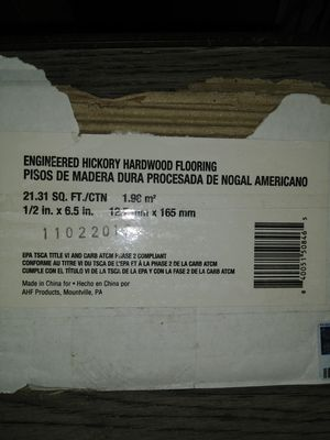 Hardwood flooring for Sale in Trenton, NJ