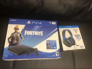 PS4 1TB - for nite edition for Sale in Tampa, FL