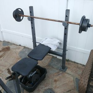 Weight-bench for Sale in Oceano, CA
