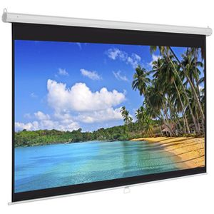 Brand new home theater 72inch 100inch & 119inch projector screens for Sale in Atlanta, GA