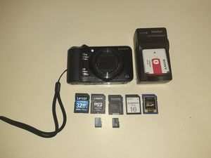 Sony camera +accessories!! for Sale in Tigard, OR