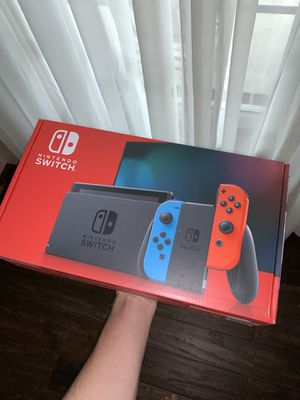 Nintendo Switch Brand New for Sale in Monongahela, PA