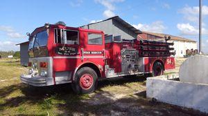 Fire truck for Sale in Avon Park, FL