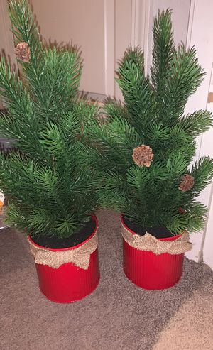 Fake fir plant for Sale in Stockton, CA