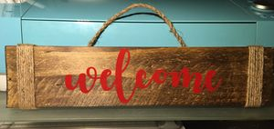 welcome sign for Sale in Lewisburg, TN