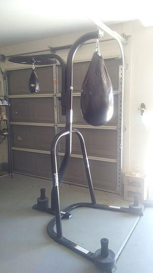 Everlast heavy bag/ speed bag combo for Sale in Gilbert, AZ