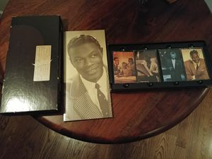 Nat King Cole 4 Capital Cassettes for Sale in Lexington, KY