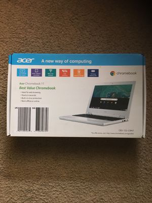 Acer chromebook 11 new in box for Sale in Kent, WA
