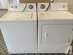 Washer and Electric Dryer for Sale in Escondido, CA