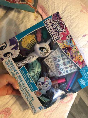 My little pony the movie toy for Sale in Tampa, FL