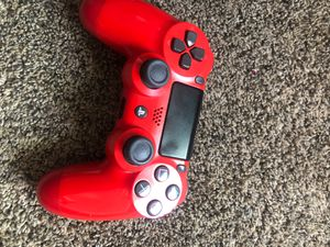 Ps4 Controller Red for Sale in Oakland, CA
