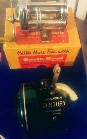 2 Sweet vintage fishing reels for Sale in Albuquerque, NM