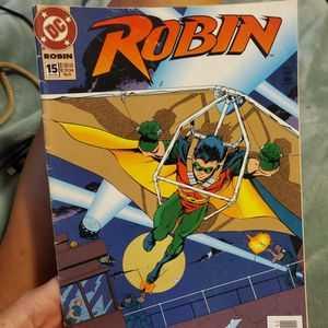 Vintage Robin Comic for Sale in Clanton, AL