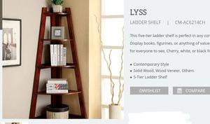 Ladder shelf/ chest for Sale in Las Vegas, NV