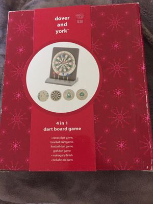 Dover and York Dart Board Game for Sale in Virginia Beach, VA