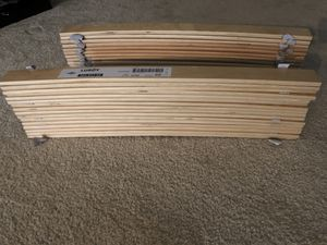 Full Size Bed Slats for Sale in Rockville, MD
