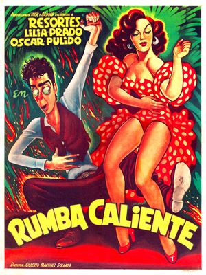RUMBA CALIENTE MOVIE POSTER, SPANISH VERS. for Sale in Providence, RI