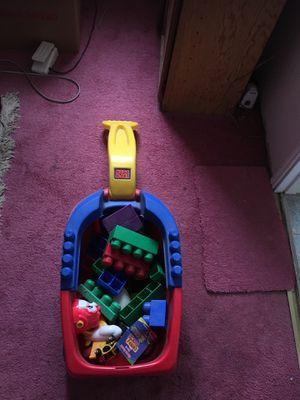Children's lego mega blocks for Sale in Portland, OR