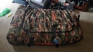 Rare DAKINE travel roller bike bag - CAMO edition for Sale in San Diego, CA