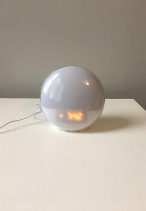 Sunlight alarm clock for Sale in Chicago, IL