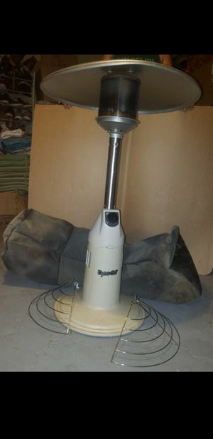 Table top heater Propane NOT included for Sale in Chula Vista, CA