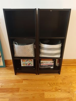 2 Matching IKEA Bookshelves for Sale in Queens, NY
