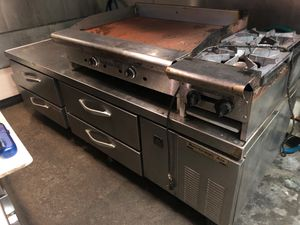 Stainless cooking line for Sale in Mercer Island, WA