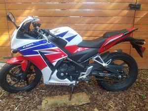Honda Motorcycle 2015 CBR300 for Sale in Washington, DC