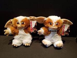 2 Gremlins soft stuffed animal for Sale in Island Heights, NJ
