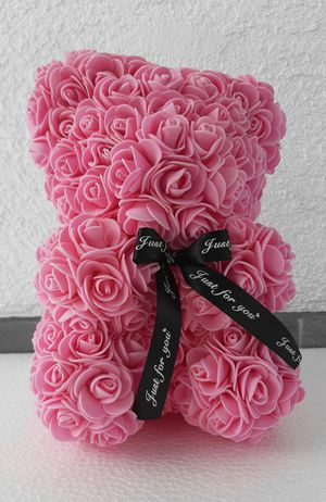 Rose Bears with FREE gift box for Sale in Los Angeles, CA