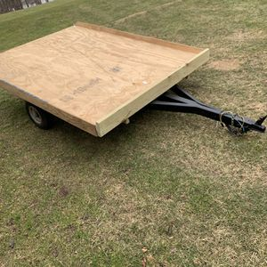 Trailer 6 x 8 Homemade for Sale in Setauket- East Setauket, NY