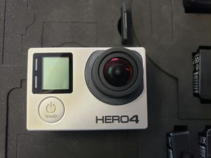 GoPro Hero 4 + Lots of Accessories for Sale in Westminster, CA