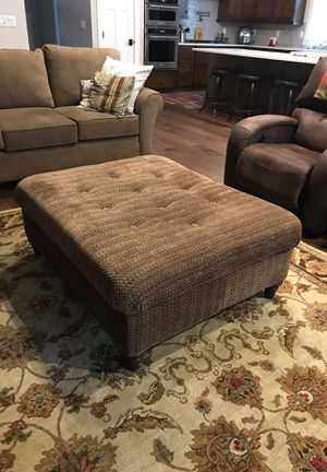 Custom made ottoman/ coffee table for Sale in Sunriver, OR