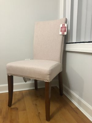 Pink accent chair for Sale in Silver Spring, MD