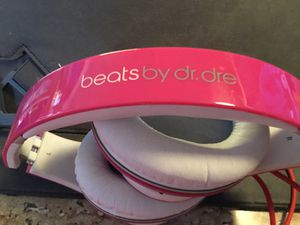 DR. DRE STUDIO BEATS PINK for Sale in San Diego, CA