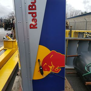 Red Bull Vending Machine for Sale in Providence, RI