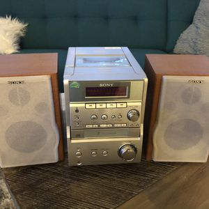 Sony Stereo for Sale in San Jose, CA