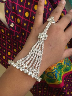 New beautiful bracelet with ring for Sale in The Bronx, NY