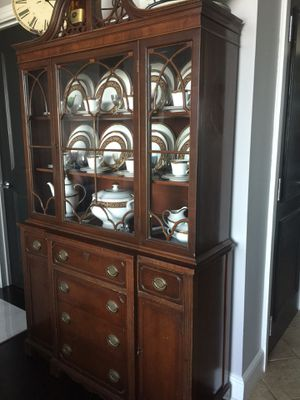 Duncan Phyfe China cabinet for Sale in Orlando, FL