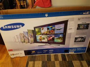Samsung 55 inch smart tv for Sale in Pittsburgh, PA