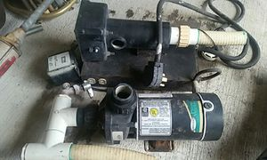 1hp 110v jacuzzi pump for Sale in Port St. Lucie, FL